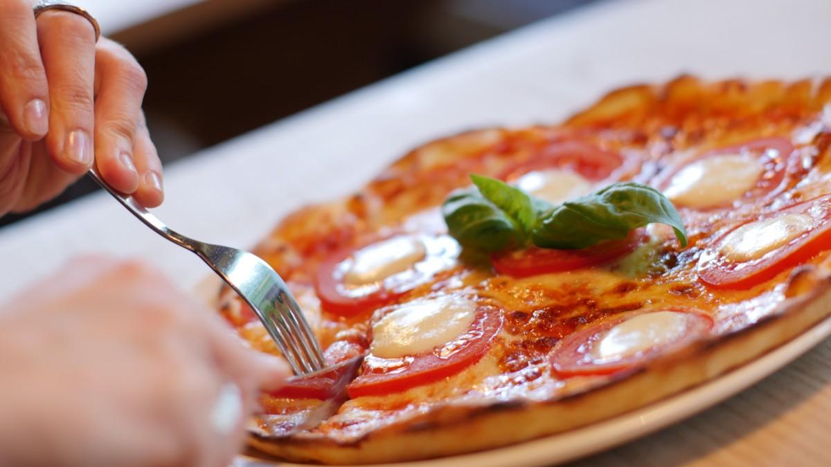 Pizza a buffet: un'idea originale