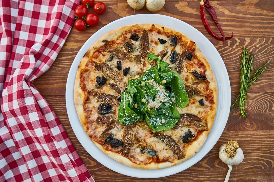 Consumo di pizza in Lombardia: ecco i numeri