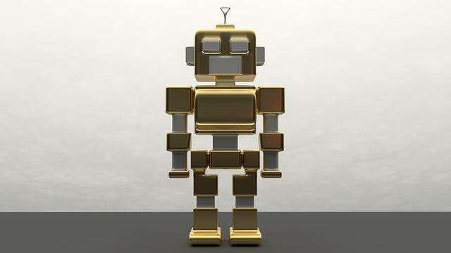È inizia la guerra dei robot!