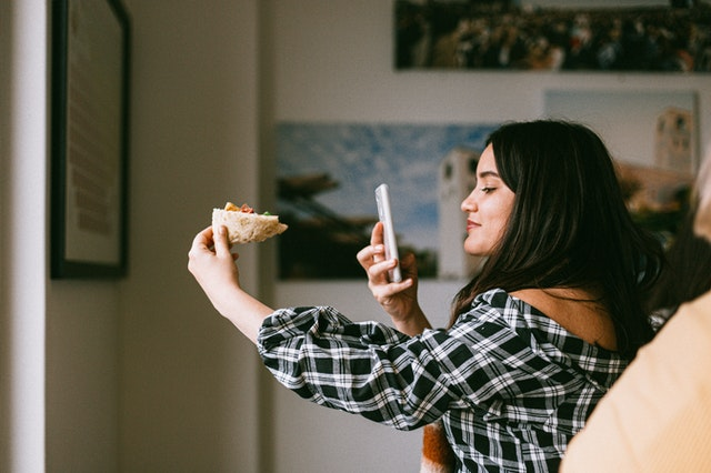 Pizza vuol dire felicità
