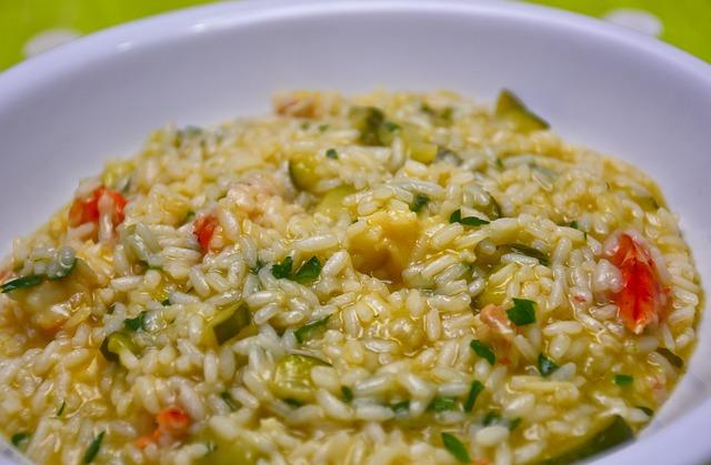 Basta insalata di riso!