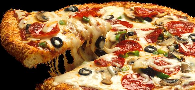 Quale pizza per il delivery?